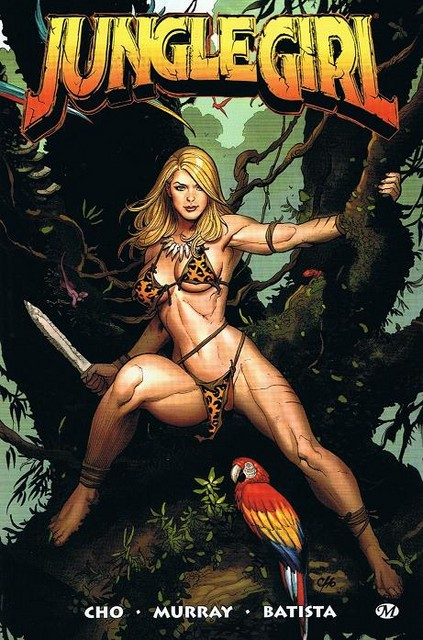 Chronique comics: Jungle Girl # 1