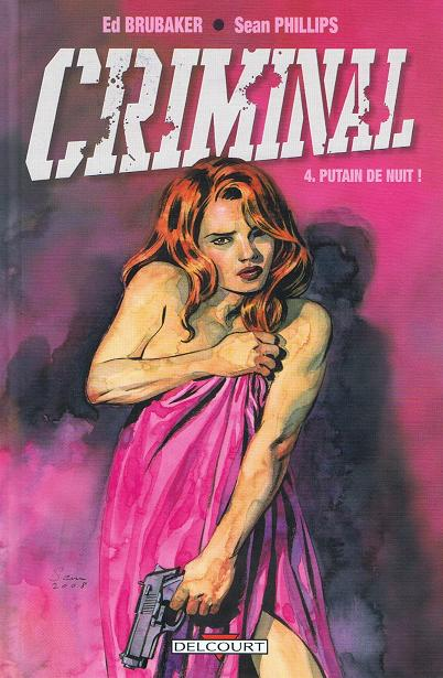 Chronique comics: Criminal # 4