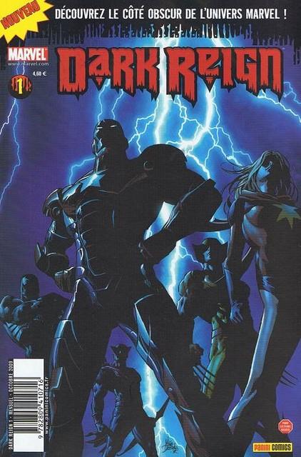 Chronique comics: Dark Reign # 1