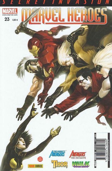 Marvel Heroes # 23