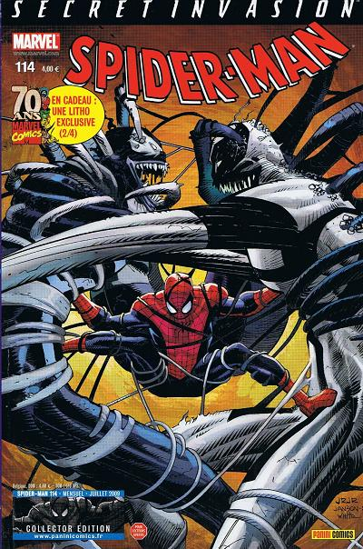 Chronique comics: Spider-Man # 114