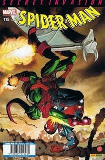 Chronique comics: Spider-Man # 115