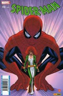 Chronique comics: Spider-Man # 116