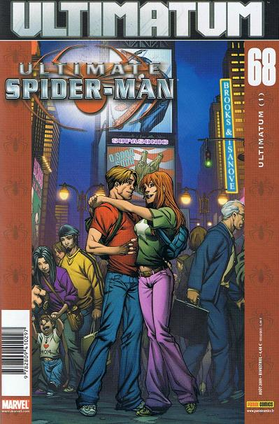 Ultimate Spider-Man # 68