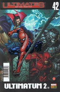 Chronique comics: Ultimates # 42