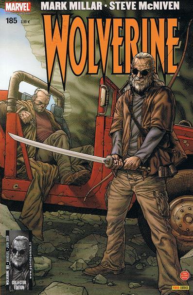 Chronique BD (comics): Wolverine # 185