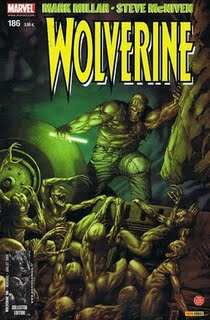 Chronique comics: Wolverine # 186