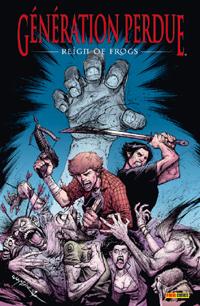 Chronique comics: Génération perdue # 1