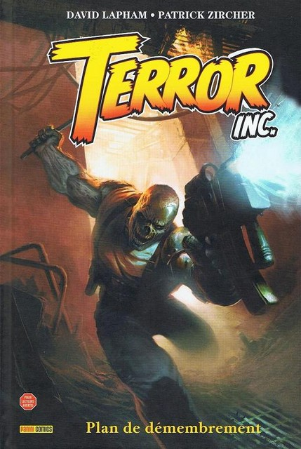 Chronique comics: Terror INC.