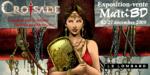 Expo-vente Croisade # 4 de Xavier et Dufaux à la librairie