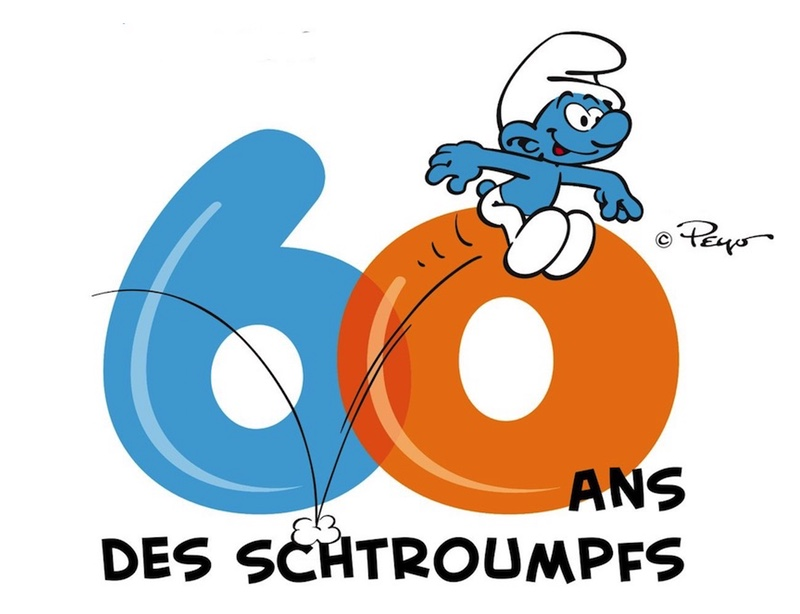 Les Schtroumpfs : 50 ans BPostSchtroumpfs60ans-1_800x614